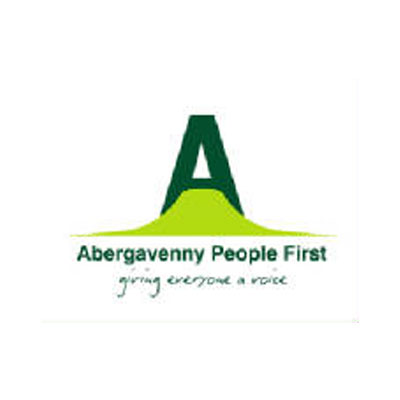 Abergavenny and Caldicott People First logo