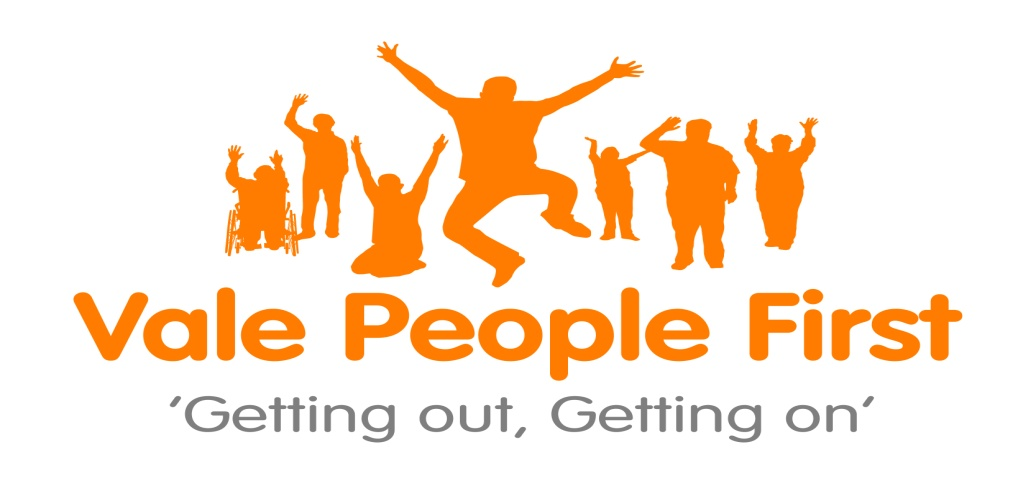 Vale People First logo