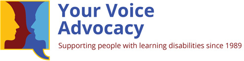 Your Voice Advocacy – Neath Port Talbot logo