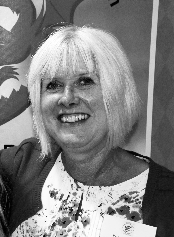 Yvonne Boxall