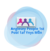 Anglesey People First logo